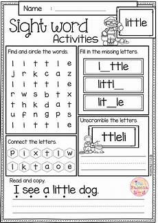 letter d sight word worksheets 24247 sight word activities pre primer sight word worksheets sight word activities sight words