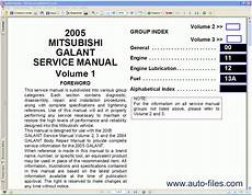 auto repair manual online 2005 mitsubishi galant seat position control mitsubishi galant 2005 repair manuals download wiring diagram electronic parts catalog epc