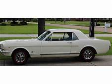 1966 Ford Mustang For Sale On ClassicCarscom  237 Available