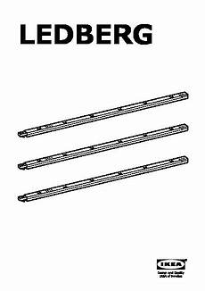 Ledberg Baguette Lumineuse Led Blanc Ikea Ikeapedia