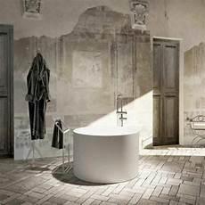 vasche da bagno rotonde vasca freestanding da bagno rotonda di design fatta in