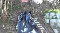 schritt fuer schritt gartenteich selber gartenteich mit bachlauf wasserfall selber bauen 3 das