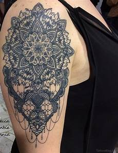 80 Duper Mandala Designs On Shoulder