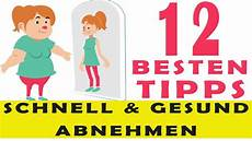 Schnell Und Gesund Abnehmen Die 12 Besten Tipps Zum