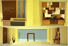 Rencananya Yang Dikerjakan Adalah Interior Ruang