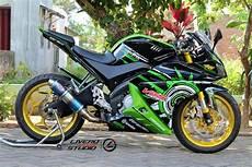 Motor Plus Modifikasi by Gambar Modifikasi Motor Yamaha Vixion Terbaru Dan Terbaik