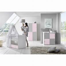 Rosa Grau Kinderzimmer - schardt kinderzimmer clic rosa grau babymarkt de