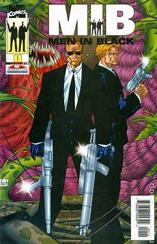 in black in black special edition 1997 comic books
