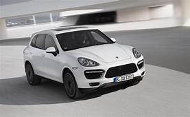 2013 Porsche Cayenne Turbo S Priced From $146000