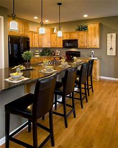kitchen inspiration gray paint color with honey oak cabinets with images grey kitchen
