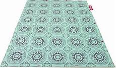 tapis exterieur design tapis d ext 233 rieur flying carpet outdoor 180 x 140 cm casablanca turquoise fatboy