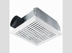 NuTone 70 CFM Wall/Ceiling Mount Exhaust Bath Fan 695