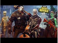Fortnite Battle Royale PUBG con Disfraces y Armas de