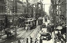 Toronto 1910 Yonge St Looking From King St