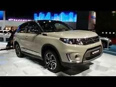 Suzuki Vitara 2017 - new suzuki vitara 2017 new tech