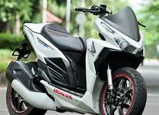 Modifikasi Vario Lama by Modifikasi Sport Matic Honda Vario 150 Esp Lebih Sporty