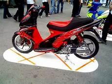 Modifikasi Suzuki Skywave by Fresh Motor Modification Modifikasi Suzuki Skywave