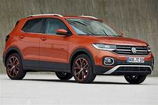 vw t cross 2019 autobild de