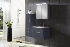 Badezimmermöbel Grau Hochglanz - sam 174 badezimmerm 246 bel zagona 3tlg grau hochglanz 70 cm