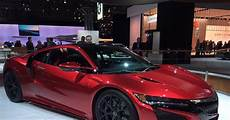 new york auto show acura nsx arrives in the big apple