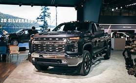 2020 Chevy 2500hd Interior  Chevrolet Cars Review Release