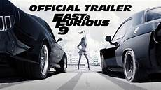 Fast And Furious 9 Official Trailer 2018 May 14 Coming