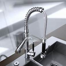 unique kitchen faucet unique kitchen faucets pull out spray 2 handle silver brass coiled