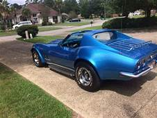 1969 Corvette Stingray 427 / 480HP Big Block Lemans Blue