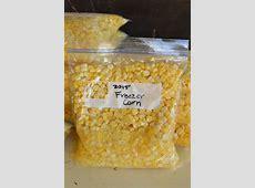 freezer corn image
