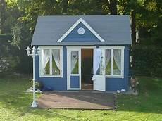 Gartenhaus Englischer Stil - gartenhaus einrichten ideen f 252 r ihr clockhouse