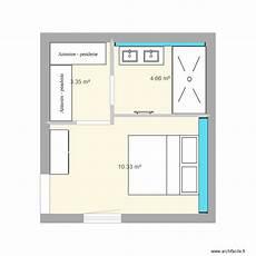 plan suite parentale 20m2 rectangulaire recherche