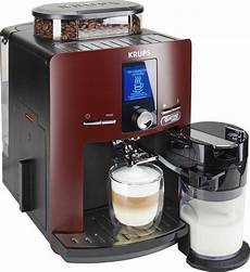 krups kaffeevollautomat ea829g latt espress quattro