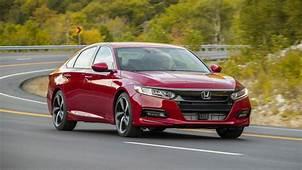 2019 Honda Accord Sport Red Interior  Cars Review