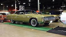 1969 Buick Electra 225 by 1969 Buick Electra 225 Convertible In Gold Paint Engine