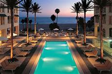 los angeles beachfront hotels california beaches