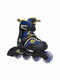 inline skates kinder k2 kinder inline skates cadence boy blau 29 34