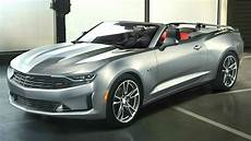 2019 Chevrolet Camaro Convertible Rs New Styling