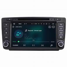 2g ram android 7 1 car radio stereo for skoda