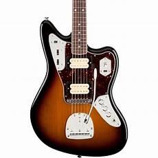 kurt cobain jaguar guitar fender kurt cobain jaguar nos electric guitar 3 color