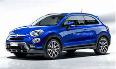 Fiat 500x Coupe Crossover Needs To Happen