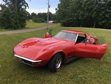 1968 Chevy Corvette Stingray 427 4 Speed Manual  Classic