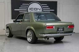 DATSUN 510  FULL CUSTOM GREEN 1973