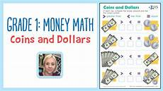 money worksheets grade 1 2036 dollars and cents learn money for math for 1st grade academy
