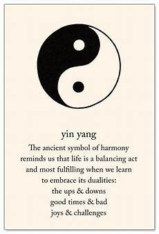Malvorlagen Yin Yang Meaning What Is The Meaning Of Ying Yang Symbol Quora