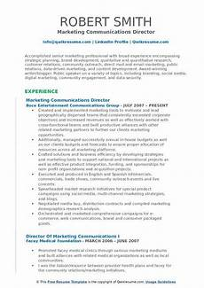 10 communications manager resume lycee st louis