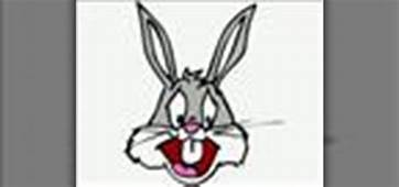 How To Draw Bugs Bunny Cartoon &171 Drawing & Illustration
