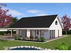 Bungalow Modern Satteldach - chalet 115 modernes bungalow bau braune inh sven