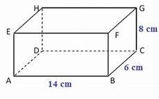 Contoh Soal Luas Permukaan Balok Matematika Kelas 5 Sd