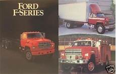 electric and cars manual 1985 ford f series parental controls 1985 ford f series medium trucks brochure f600 f700 f800 f7000 f8000 f9000 brochures