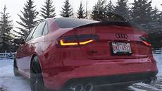 2014 audi s4 w awe tuning touring exhaust youtube